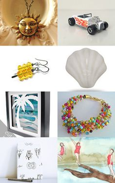 Ready For Summer by Cynthia Sillitoe on Etsy--Pinned with TreasuryPin.com