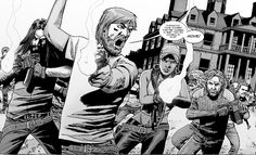Review: The Walking Dead #123
