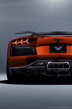 Lamborghini. That's all