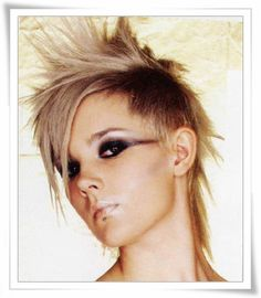 Mohawk Hairstyle Haircut