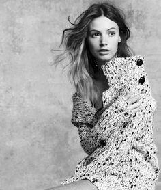 favorite jcrew model. plus i want that sweater