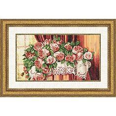 Rosas sobre a mesa