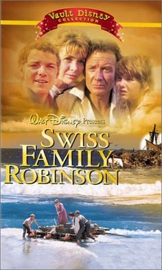 Swiss Family Robinson (1960) yep another one of my favorites:)