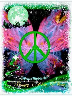 Hippie New Year!