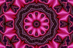 pink mandala by LightboxXL, via Flickr  Videoshow & Illuminationen  für ihre Veranstaltung  booking this videoshow  & illuminations for event is possible  LightboxX  mailto:mr-tv@gmx.de