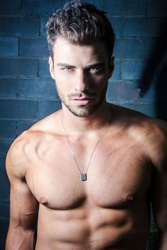Guys I Want A Real Flesh Silicone Mask Of — Lucas Malvacini. I so wanna mask of this hot male...