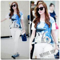SNSD Jessica | cr. No Doubt You