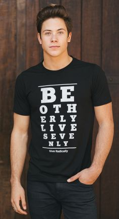"""""""Be Otherly"""" Men's Tee 