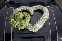 Die 16 Besten Bilder Von Autoschmuck Hochzeit Autodeko Basteln
