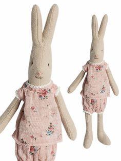 Maileg konijn Mini Rabbit 26 cm | Konijnen | Villa Hoera