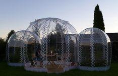 SHJworks invisible garden house, copenhagen - designboom | architecture & design magazine
