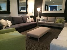 Large contemporary sofas  Made in Melbourne The Big sofa Company
