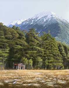 Old Hut, Rainbow Valley