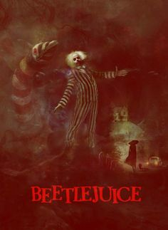 Beetlejuice by Christopher Shy