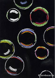 Seifenblasen ganz einfach selbstgezeichnet                                                                                                                                                                                 Mehr