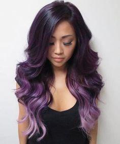 El pelo de color - sí o no? 21 fotos!