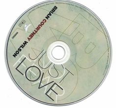 Brian Courtney Wilson Just Love 2009 CD Professionally Cleaned