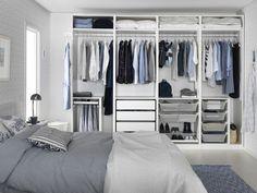 organizar armario Ikea : via La Garbatella