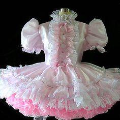 BBT Sissy Closet de arts adult sissy dress