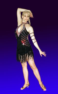 Aida Dancewear specializes in Ballroom, Latin and Salsa show costumes in contemporary styles.