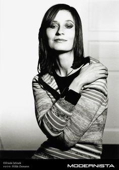 Elfriede Jelinek (October 20, 1946) Austrian writer and winner of the Nobel Prize for Literature in 2004.