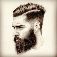 Perfection. Is a beard.