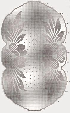 épinglé par ❃❀CM❁✿Kira scheme crochet: Scheme crochet no. Filet Crochet Charts, Crochet Doily Patterns, Crochet Cross, Tatting Patterns, Crochet Art, Crochet Home, Thread Crochet, Crochet Motif, Crochet Designs
