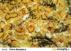 Smetanové brambory pana šéfkuchaře recept - TopRecepty.cz Meat, Chicken, Blog, Blogging, Cubs