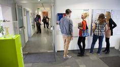Blick ins Foyer der WAM. www.wam.de