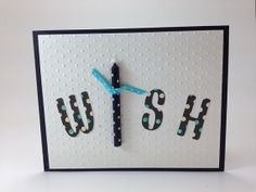 Handmade Wish Candle Birthday Card by CraftyGoLucky on Etsy, $2.50