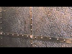 Имитация металлических поверхностей на стене. Видео.. Обсуждение на LiveInternet - Российский Сервис Онлайн-Дневников
