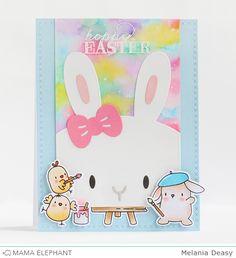 Mama Elephant Designer Series Favor Bag Accessory Bunny