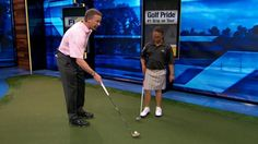 Michael Breed, host of 'The Golf Fix', continues the show online by sharing a tip to gain distance by eliminating side spin. Watch The Golf Fix from Augusta, GA on April 8th at a special time, 6PM ET.