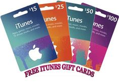 Free iTunes Gift Card 2020 - Hello my page Sell Gift Cards, Gift Card Deals, Itunes Gift Cards, Gift Card Giveaway, Free Gift Cards, Netflix Gift Card, Apple Gifts, Roblox Gifts, Free Printable Cards