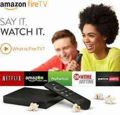 Amazon Fire TV (Review) | Boolger