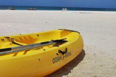 Kayak en Druf Beach #Aruba
