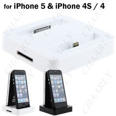 Data Transmission, Charger Adapter, Iphone 4s, Ipod Touch, 2 In, Base, Apple, Apple Fruit, Iphone 4
