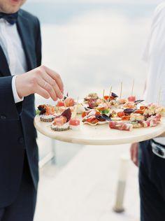 Photography: Joseba Sandoval - www.romanceweddings.co.uk   Read More on SMP: http://www.stylemepretty.com/2015/10/06/montenegro-bay-of-kotor-wedding/