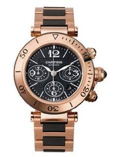 Cartier Pasha Seatimer Chronograph Mens Watch W301980M http://www.amazon.com/gp/product/B001GBRXRA/ref=as_li_ss_il?ie=UTF8&camp=1789&creative=390957&creativeASIN=B001GBRXRA&linkCode=as2&tag=hotoberibymam-20