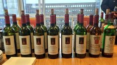 Yesterday's great vertical tasting! @Coldorcia #carovin #winelover #brunello #Montalcino #redwine pic.twitter.com/aQvSgwse6A Brunello Di Montalcino, Wine Vineyards, Wines, Red Wine, Bottle, Play, Twitter, Food, Meal