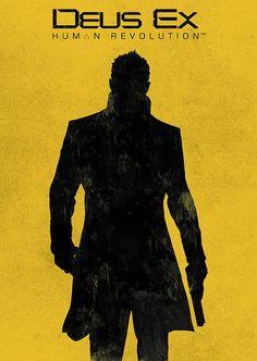 MSCE Day 47 - Deus Ex: Human Revolution by Bill Pyle, via Flickr