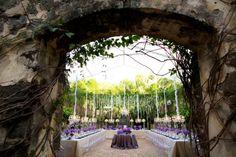 A Grand Wedding at Haiku Mill