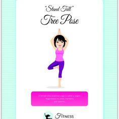 "Fitness: Stand Tall ""Tree Pose"" #yogaforkids #yoga #littlemizz #littlemizzkit #activitykits #girls #selfesteem #confidence #tweengirls #tween #americangirl #gifts #pink #kidyoga #lifelessons #howto #healthysnacks #fitness #confidentminds #arts #crafts #artsandcrafts #summerfun #fun - http://www.craftsandfun.com/fitness-stand-tall-tree-pose-yogaforkids-yoga-littlemizz-littlemizzkit-activitykits-girls-selfesteem-confidence-tweengirls-tween-americangirl-gifts-pink-kidyoga-lifele"