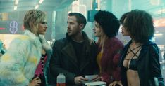 The Secrets Behind Blade Runner 2049's Surreal Threesome