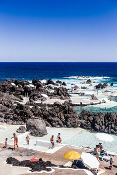 Porto Moniz Natural Swimming Pool