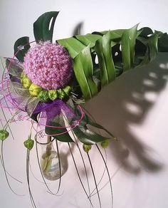 Moderné a uletené, taká je táto kombinácia rastlín a výber kvetu od kyticeonline.sk