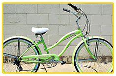 love cruiser bikes