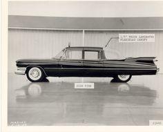 1959 Cadillac Landau Limousine Left profile