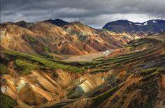 Landmannalaugar - Qwant Recherche