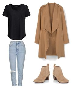 """""""winter"""" by shanitadinda on Polyvore featuring Topshop, New Look and MANGO"""